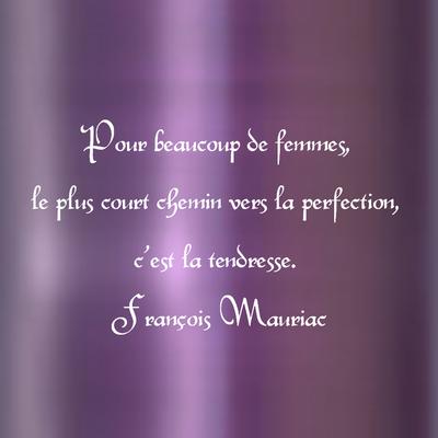 François Mauriac - 2 Citations