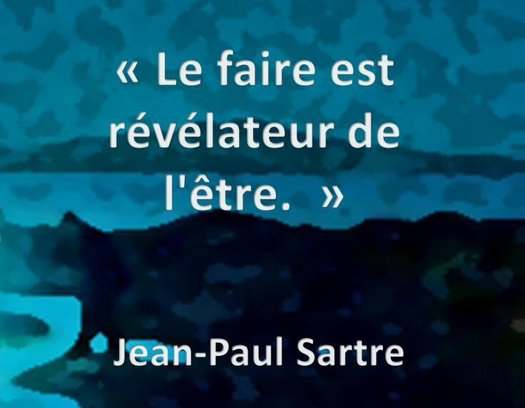 Jean-Paul Sartre - 8 Citations