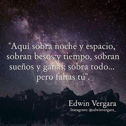 Edwin Vergara - Castellano - 15 Frases