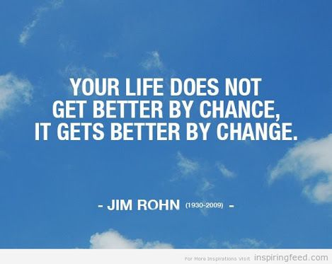 Jim Rohn - English - 3 Quotes