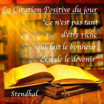 Stendhal - 5 Citations