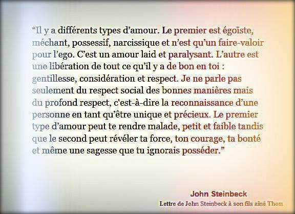 John Steinbeck - 2 Citations