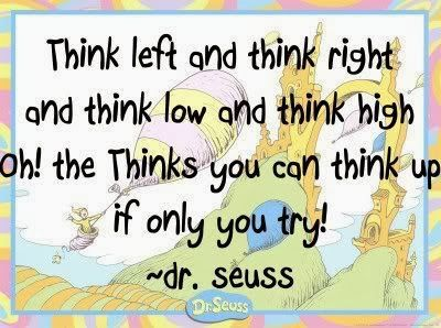 Dr Theodor Seuss Geisel - English - 17 Quotes