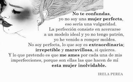 Irela Perea - Castellano - 4 Frases