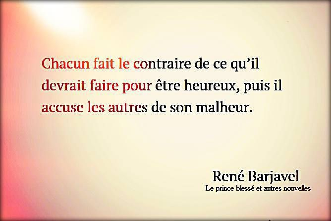 René Barjavel - 2 Citations