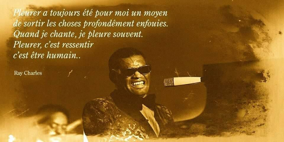 Ray Charles - 2 Citations