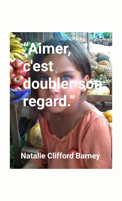 Natalie Clifford Barney - 3 Citations