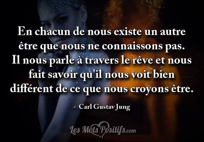 Carl Gustav Jung Citations Et Textes La Vache Rose