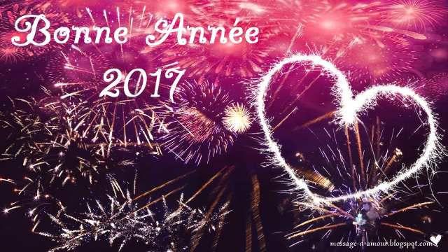 Une très belle et bonne année à tout mes lecteurs