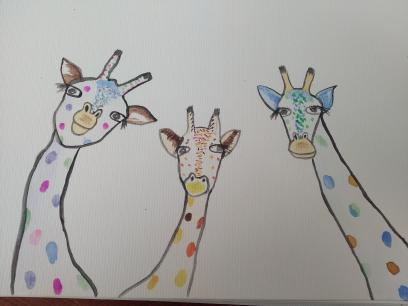 Les gi gi les girafes