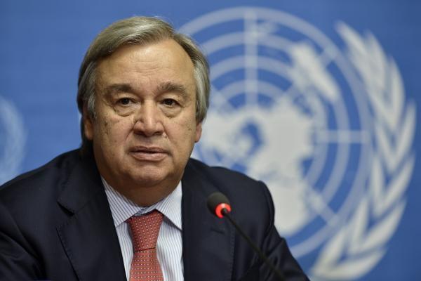 Antonio Guterres, futur patron de l'ONU, est un immigrationniste fou