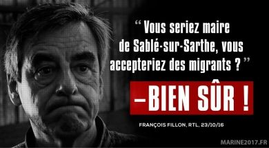 François Fillon, candidat des Bilderberg et Nouvel Ordre Mondialiste