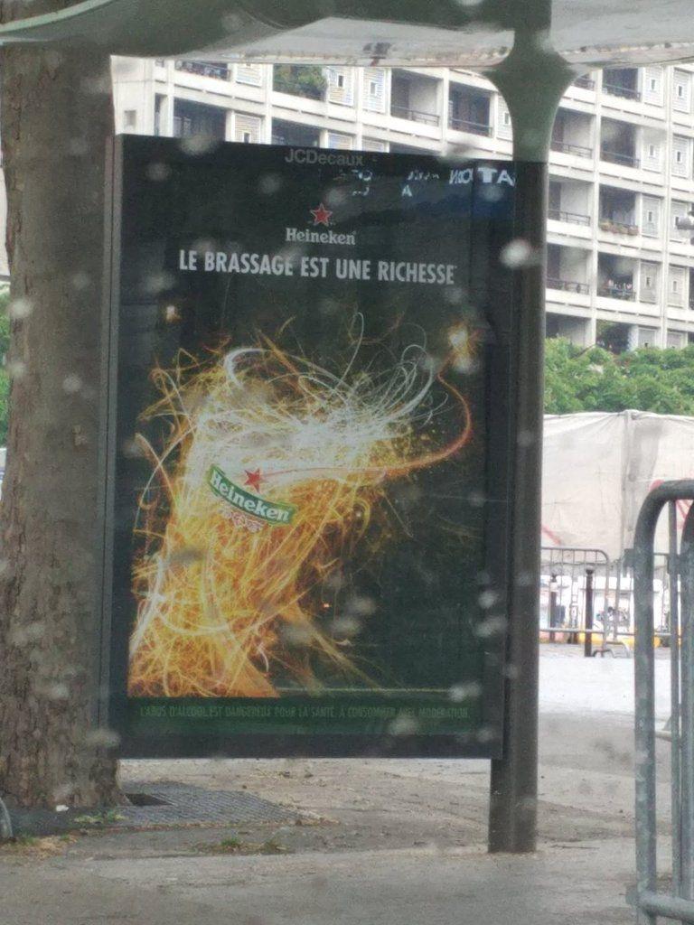 Heineken fait insidieusement la propagande du métissage