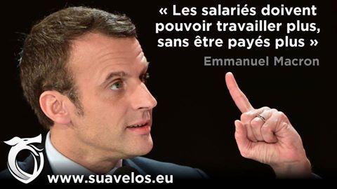 L'imposture Macron-Rothschild (images et vidéos)