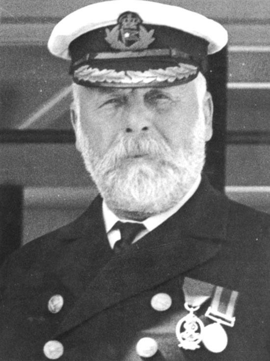 le Capitaine Edward Smith