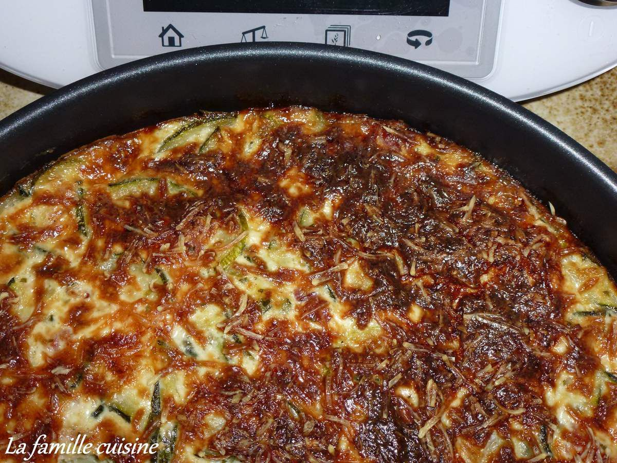 gratin cr meux aux courgettes la grande aventure thermomix. Black Bedroom Furniture Sets. Home Design Ideas