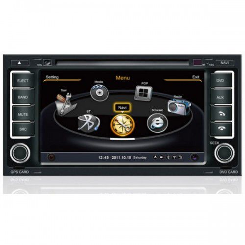 poste autoradio dvd gps volkswagen multivan touareg 2002 2009 wifi 3g cran tactile. Black Bedroom Furniture Sets. Home Design Ideas