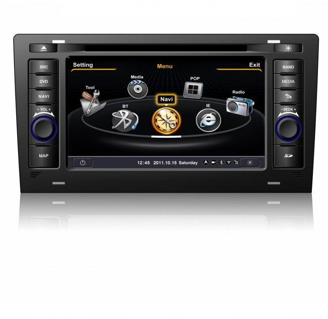 achat autoradio dvd gps audi a8 s8 boutique autoradio. Black Bedroom Furniture Sets. Home Design Ideas