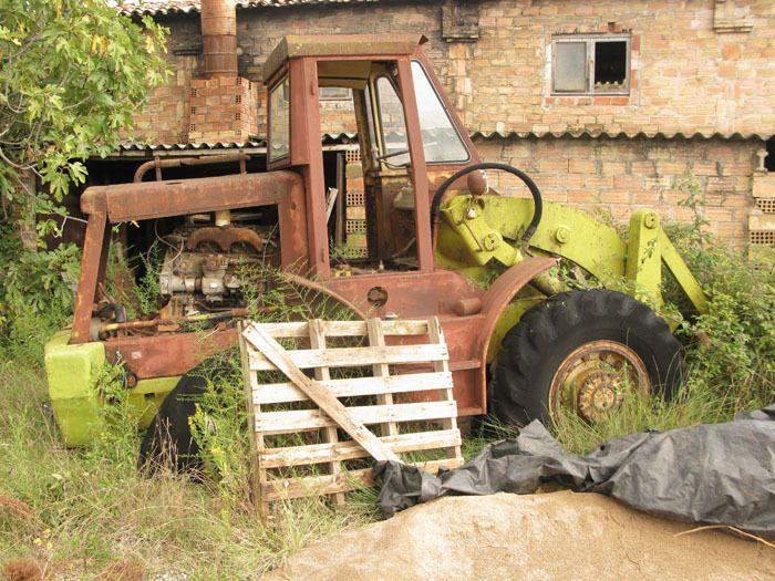 CALSA wheel loader