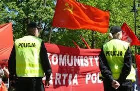 Soutien aux communistes polonais condamnés pour délit d'opinion