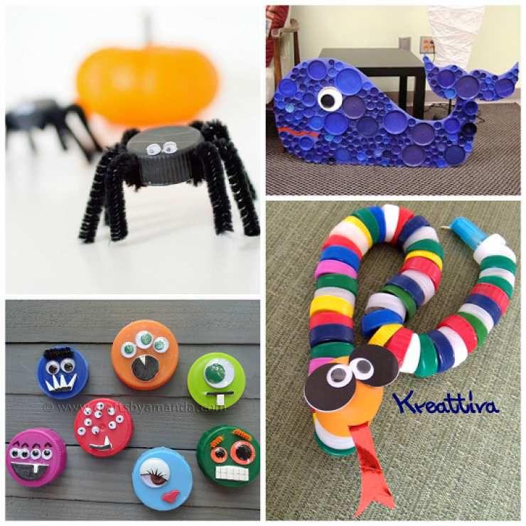 D'amusantes créations...@craftymorning.com