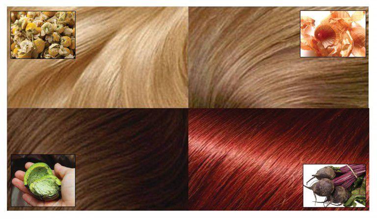 Voici Comment Colorer Vos Cheveux Sans Produits Chimiques