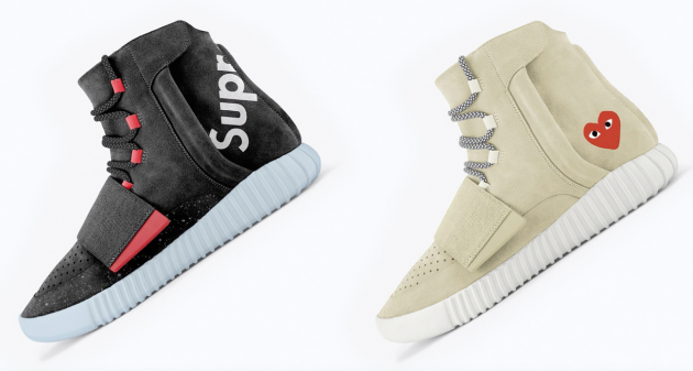 9d42f80d6016 What If Supreme And even Other High-End Brands Made adidas Yeezy Increase  750 Collabs