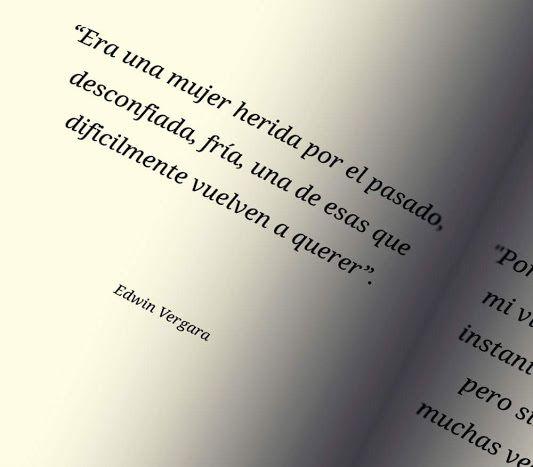 Edwin Vergara 6 Fases Y Textos En Imagenes La Vache Rose