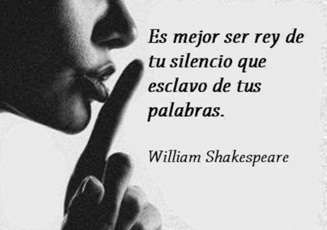 William Shakespeare 6 frases en imagenes