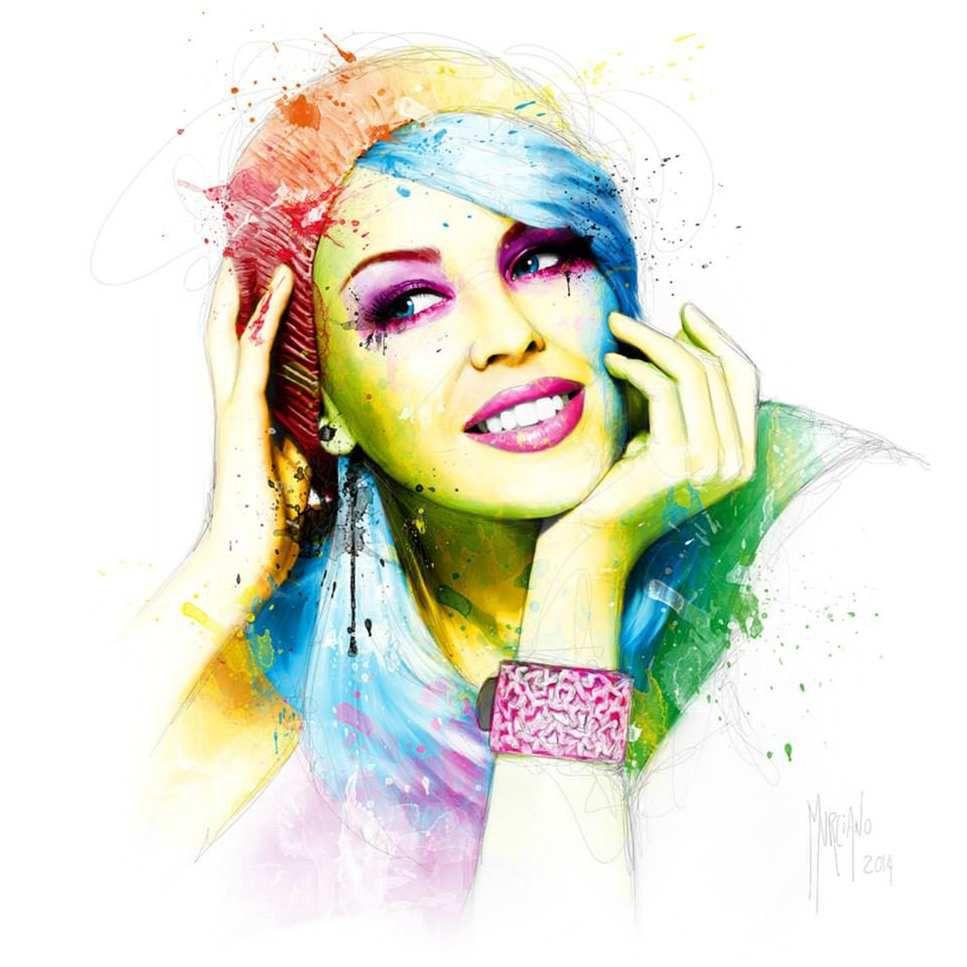 Woman by... Murciano