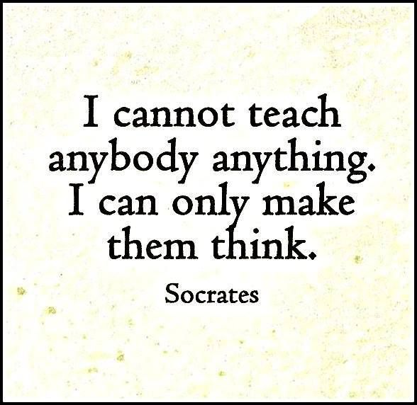 Socrates in pictures