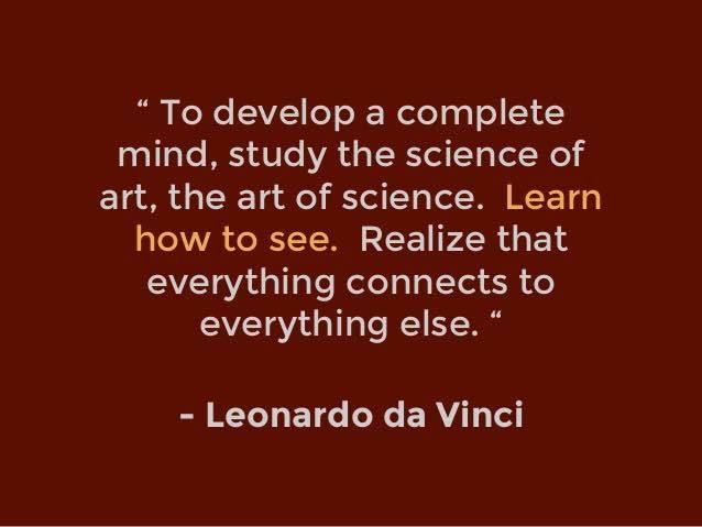 Leonardo da Vinci 5 quotes