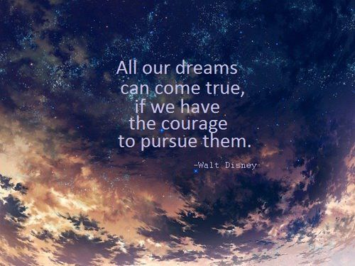 Walt Disney 3 quotes