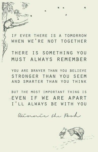 Winnie the Pooh 2 quotes in pictures