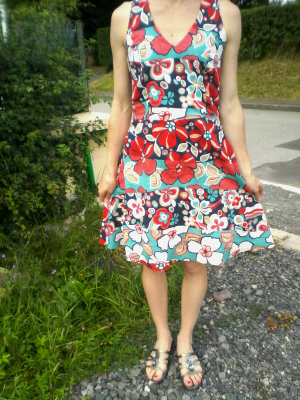 Nouvelle robe &quot&#x3B;Hanna&quot&#x3B;