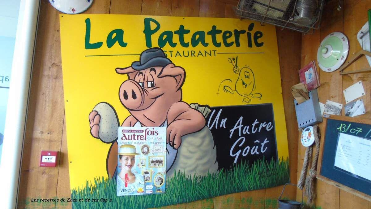 Test du Restaurant La Pataterie à Challans (85)