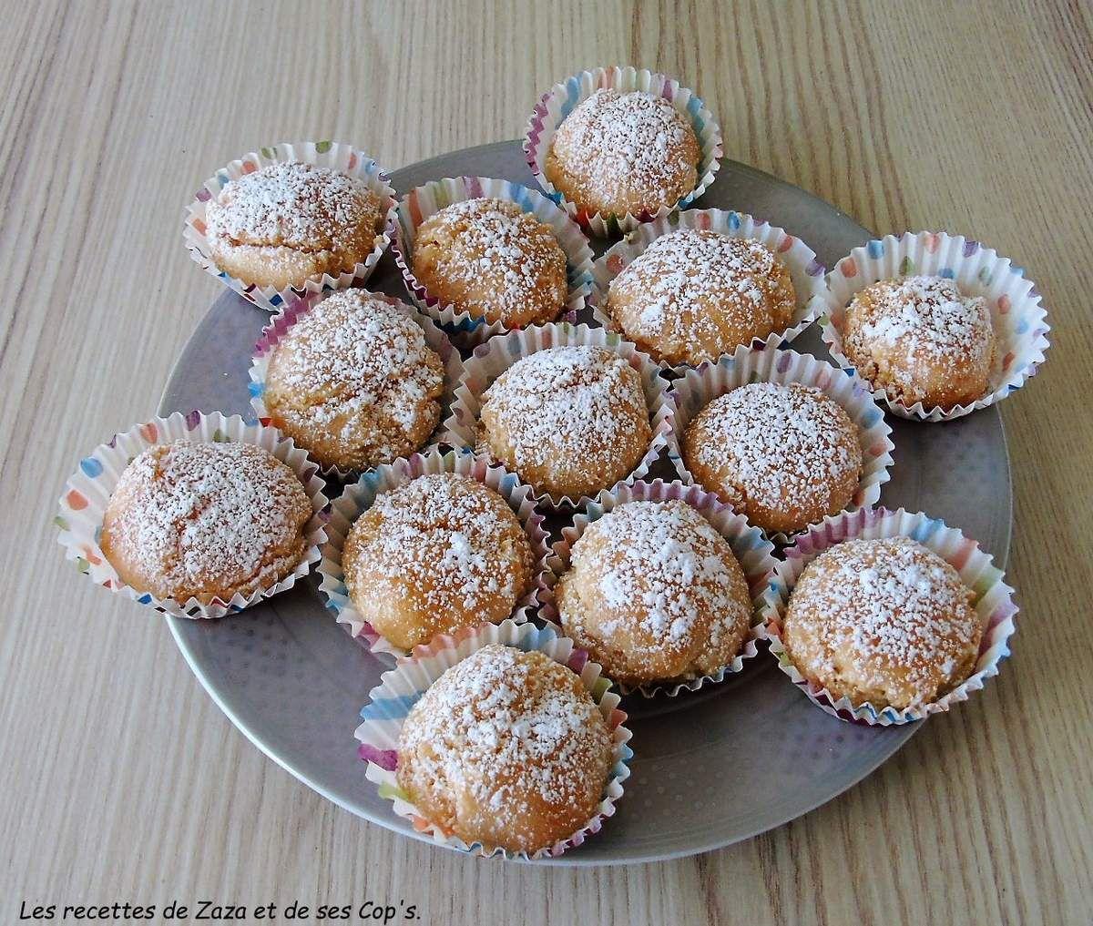 Petits biscuits aux amandes