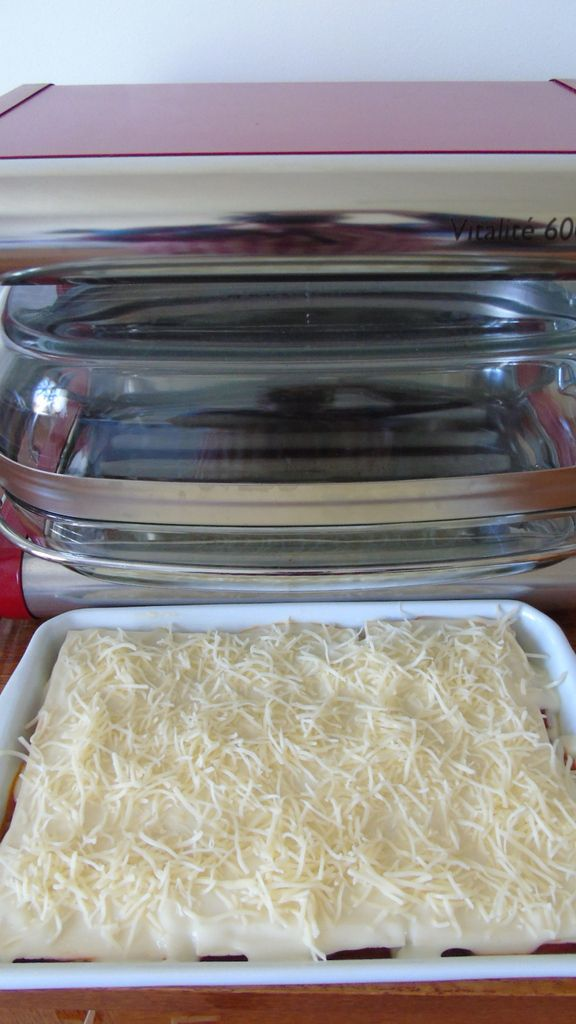 Lasagnes à la ratatouille L'Omnicuiseur vitalité