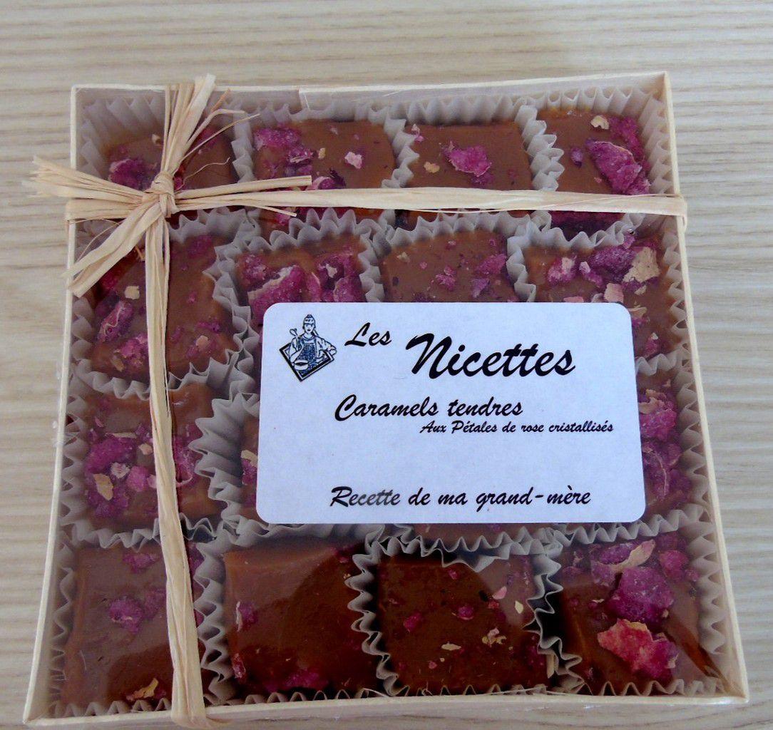 Partenariat Les Nicettes