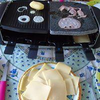 Réduction sur l'Appareil à raclette multifonction 4 en 1 Infinity Distri