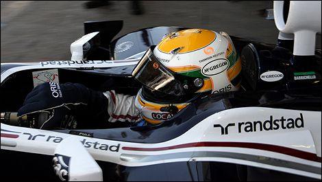 Les Grands Prix maudits : Rubens Barrichello