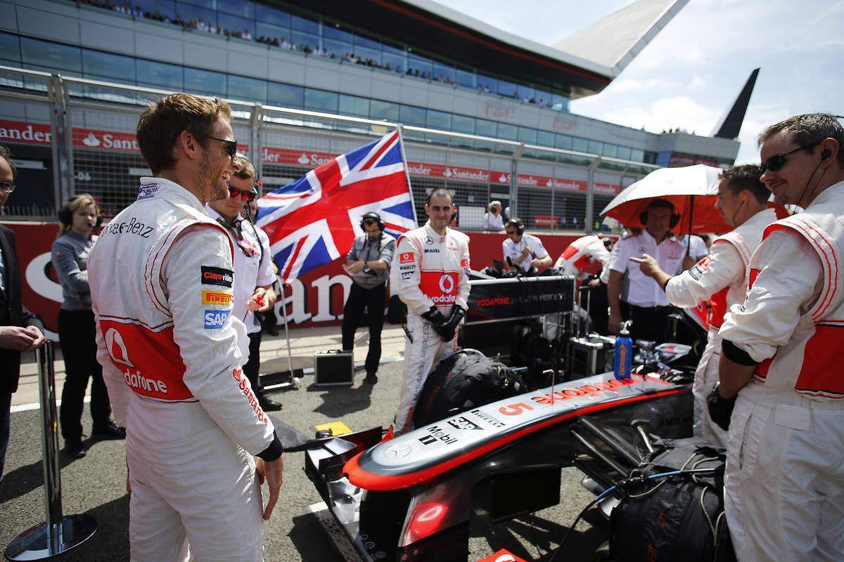 Les Grands Prix maudits : Jenson Button