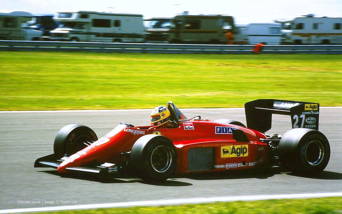 A ce jour, le dernier Italien à avoir remporté une course sur une Ferrari
