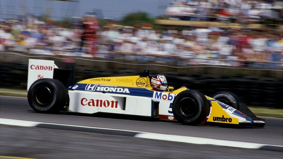 Mansell : God save the King ! (1/2)