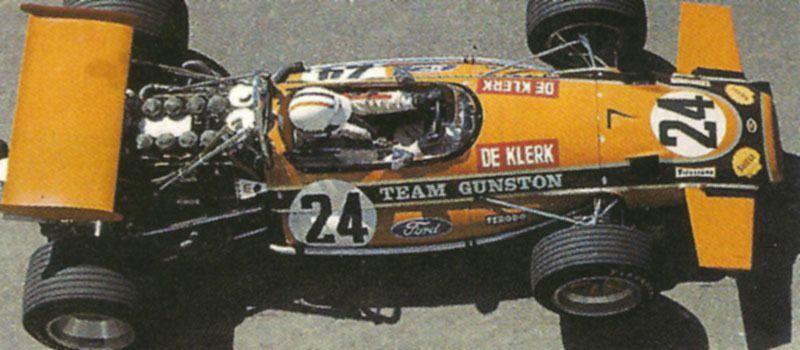 Non, ceci n'est pas une McLaren.