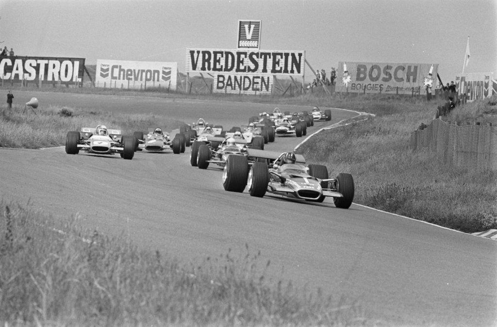 Ford Cosworth V8 : le moteur qui changea la Formule 1