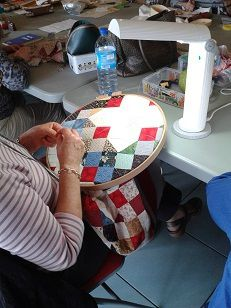 Club de patchwork d'Albias