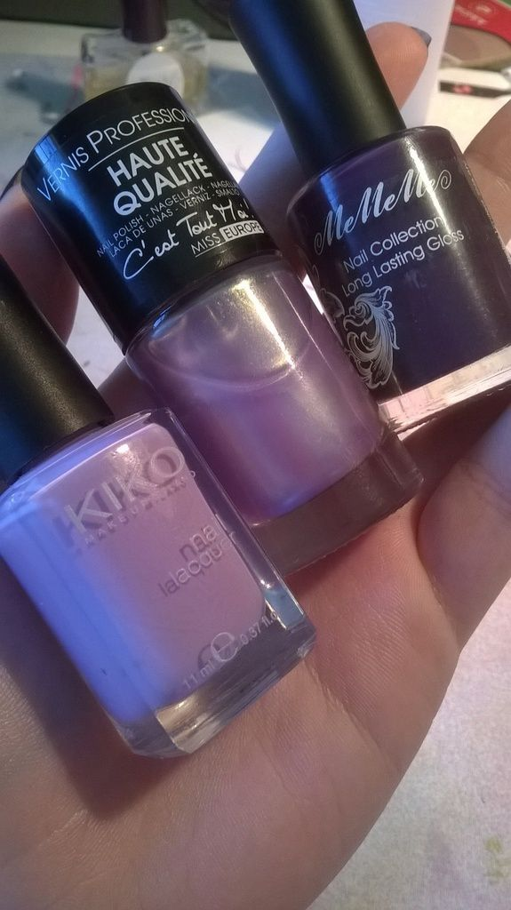 Fifty shades of Purple
