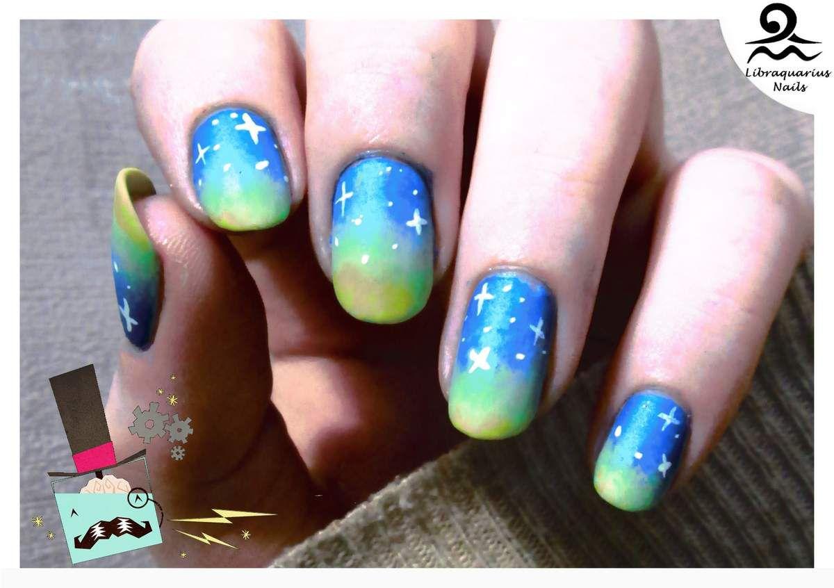 Nailstorming - Ciel, mon nail art !