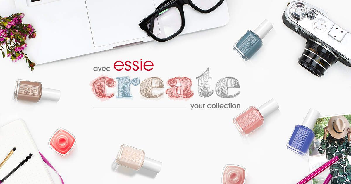 Essie, create your collection
